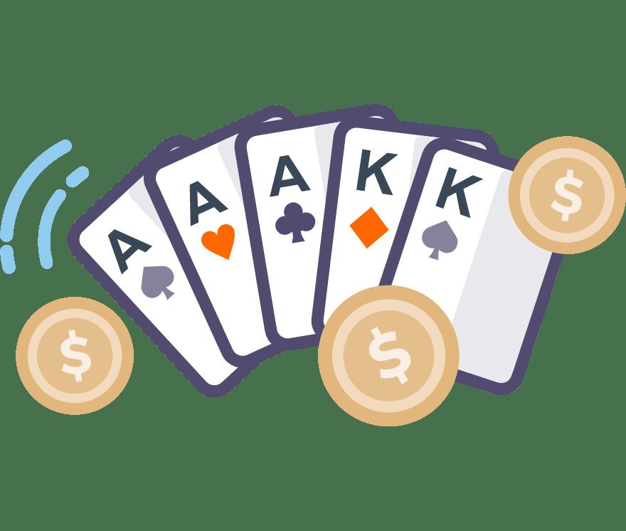74  New Casino Poker terbaik pada tahun 2021