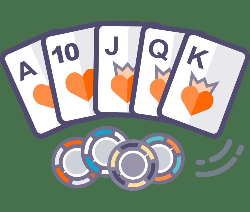 28  New Casino Texas Holdem terbaik pada tahun 2021